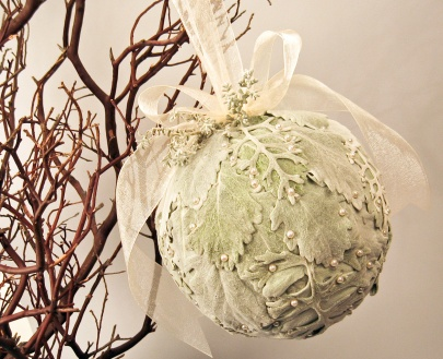 Pomander by Mobtown Florals