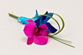 Boutonniere by Mobtown Florals